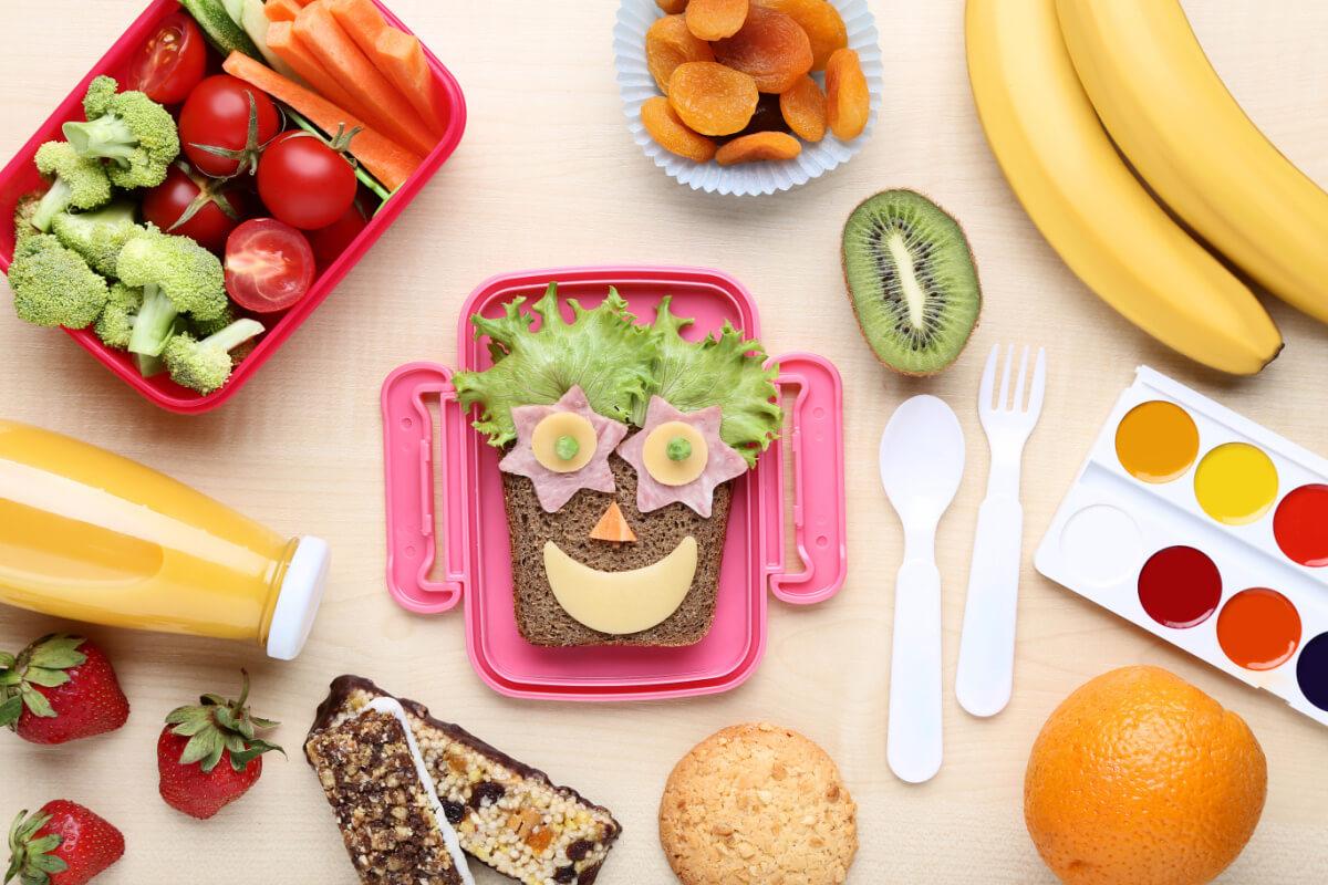Lunchbox für Kinder lustig und kreativ aus happy lunchbox