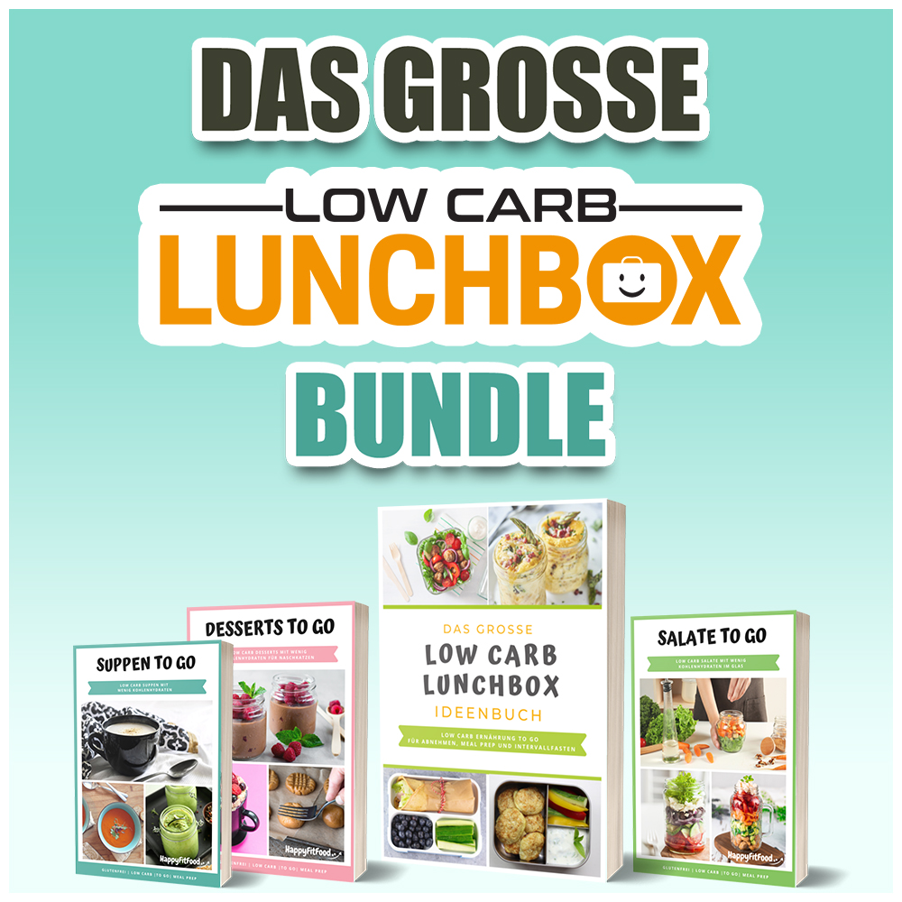 Das große Low Carb Lunchbox Bundle