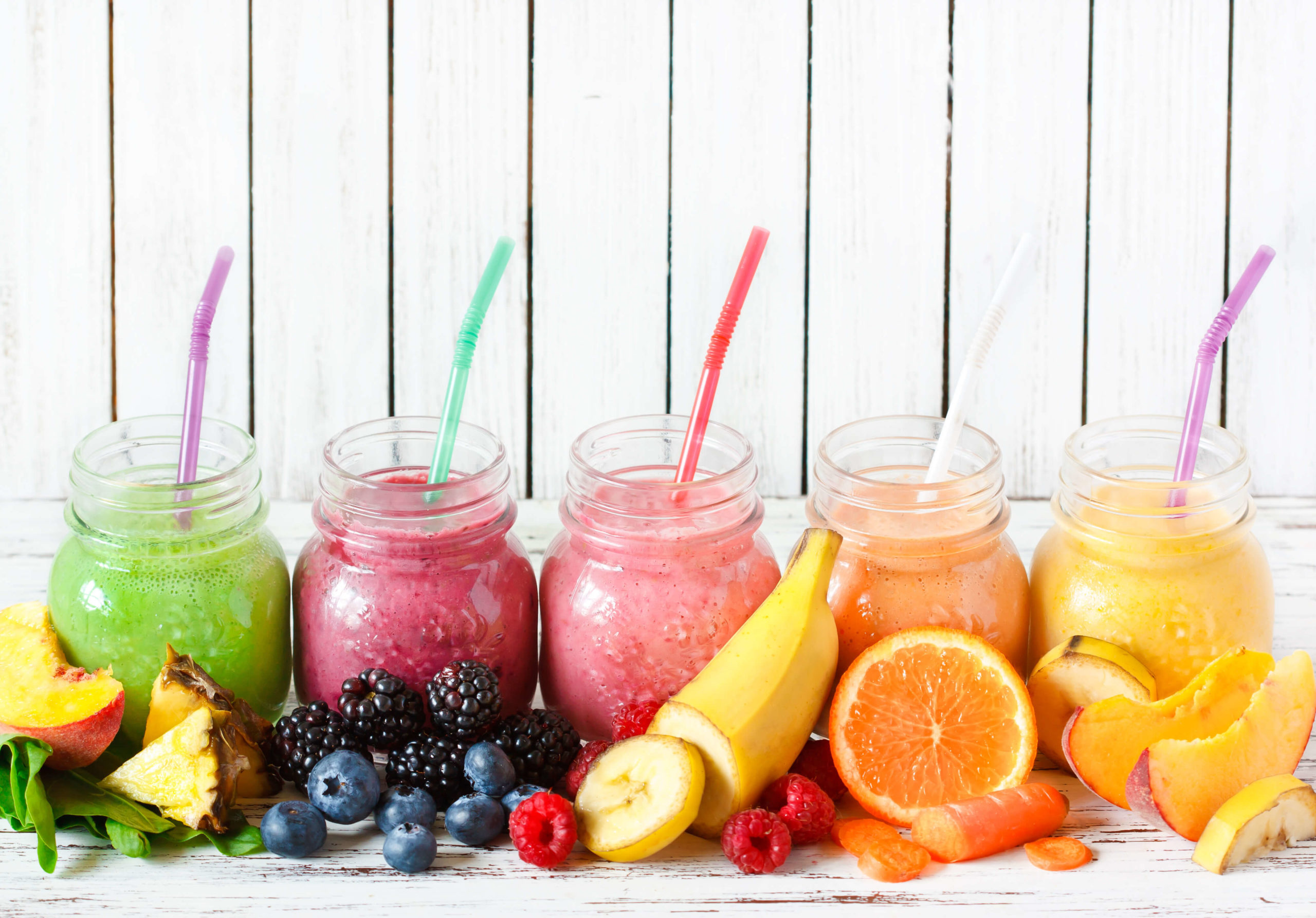Fruchtsmoothies