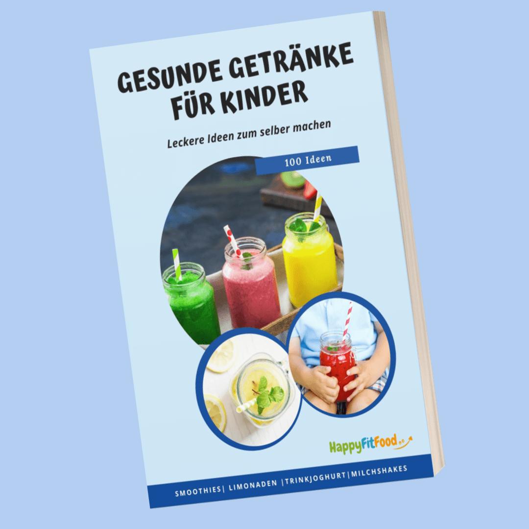 Gesunde Getränke für Kinder Ebook Cover