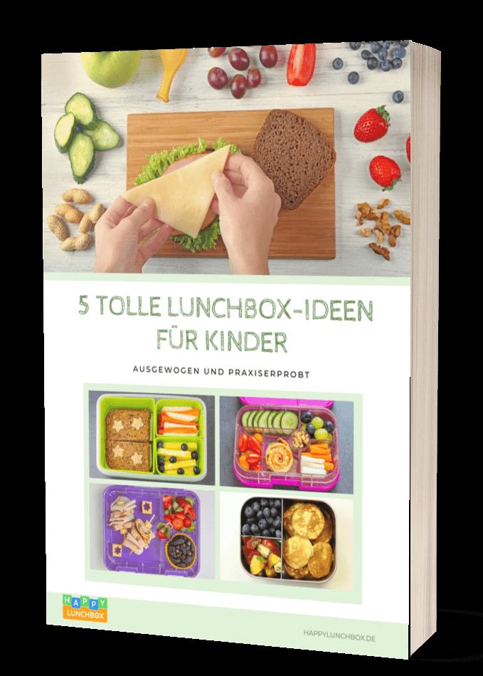 5 tolle Lunchbox Ideen für Kinder