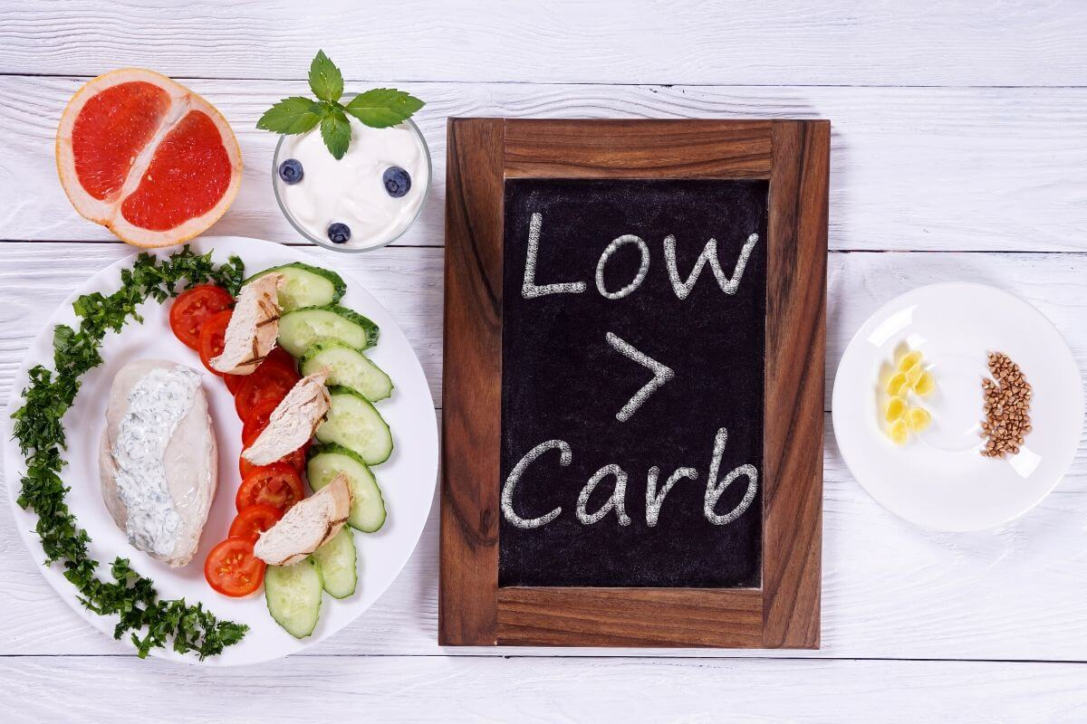 Low Carb Planer mehr essen durch Low Carb