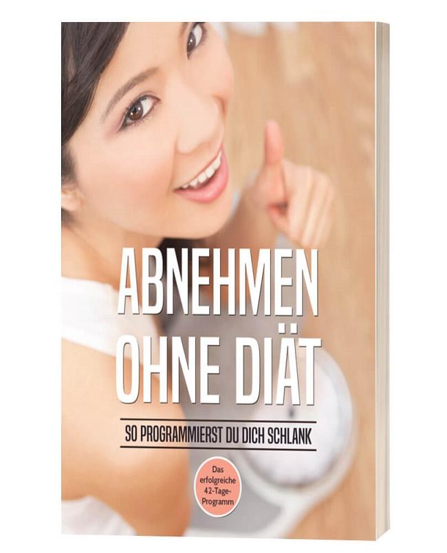 Abnehmen ohne Diät schlank programmieren E-book mit Mentalprogramm