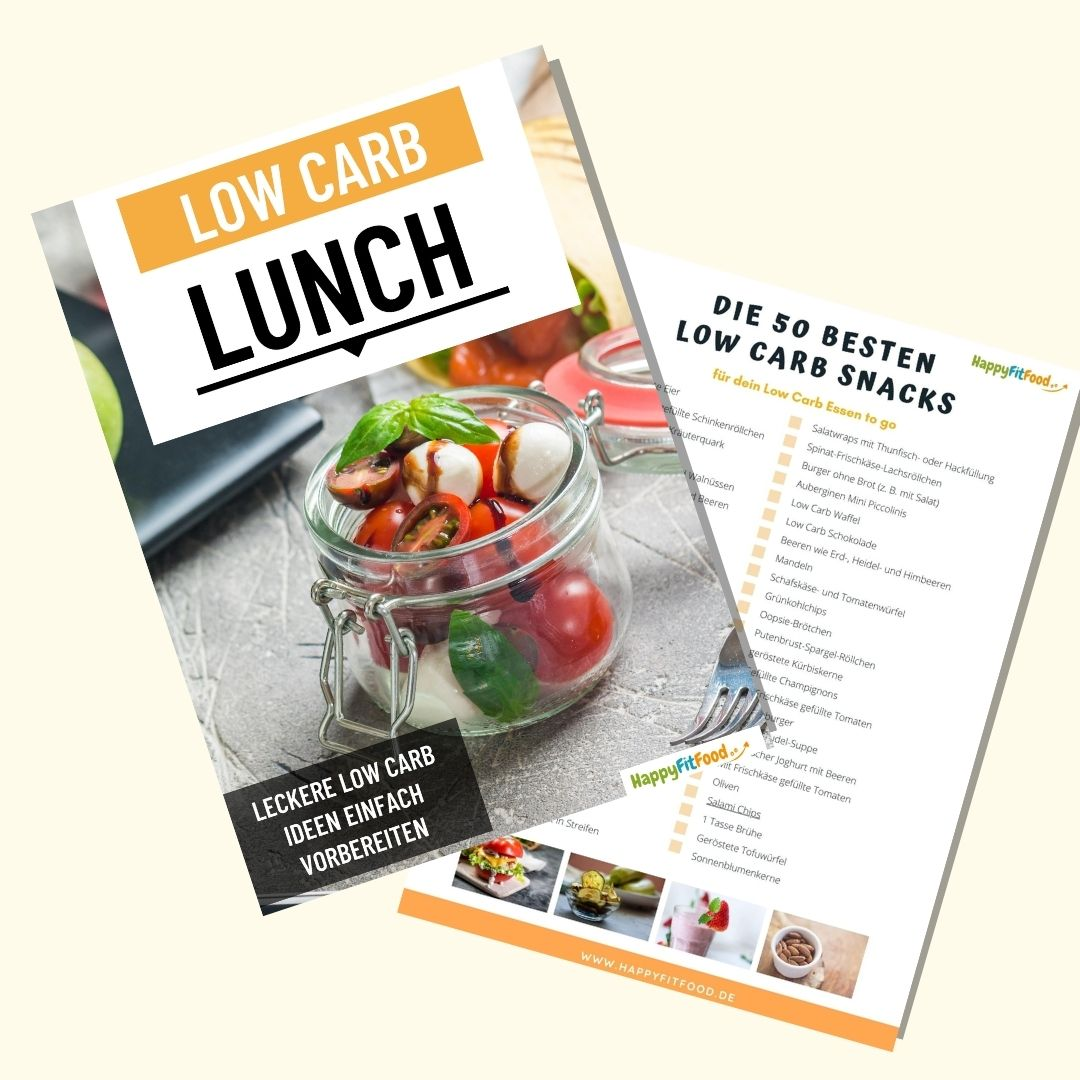 Low Carb Lunch Meal Prep Freebies kostenlos herunterladen