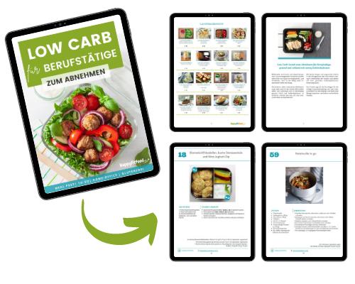 Low Carb für Berufstätige Bundle E-book Inhaltsvorschau