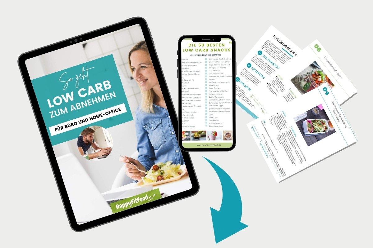Low Carb Freebie Beruf und Home-Office kostenlos herunterladen
