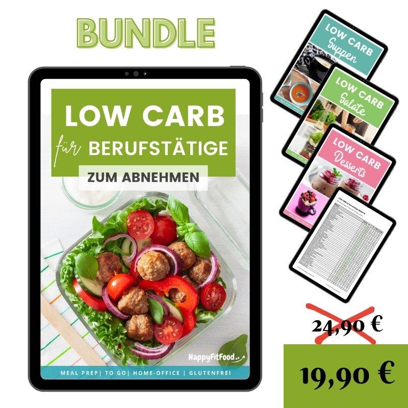 Low Carb Bundle Willkommen reduziert